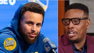 There's one big reason Steph Curry wants to play again this year - Paul Pierce | The Jump