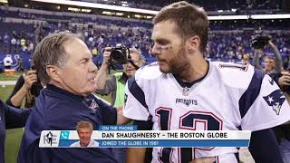 Boston Globe's Dan Shaughnessy: Patriots Confident They Can Win without Brady | The Rich Eisen Show