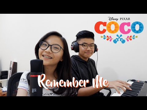 Remember Me (COCO Ost.) | Short Cover by Misellia Ikwan ft. Brahms Mulyawan