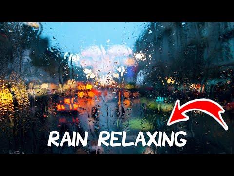 打雷下雨的1小时的声音 - 放松。