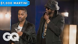 2 Chainz & Big Sean Drink Diamond-Infused Vodka | Most Expensivest Sh*t | GQ