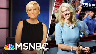 Mika: Here's Why I Won't Book Kellyanne Conway | Morning Joe | MSNBC