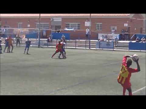 (RESUMEN y GOLES) Giner Torrero 3-0 CD Morata / J 14 / Preferente Gr3