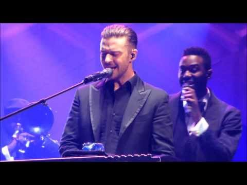 Justin Timberlake - Senorita ( 20/20 Experience Tour 12-19-13 Orlando, FL )