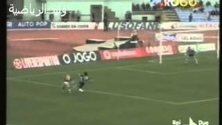 ماريتيمو 4 : 1 سبورتينغ براغا / الدوري البرتغالي 2002 م