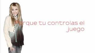 Hannah Montana - Who Said en Español