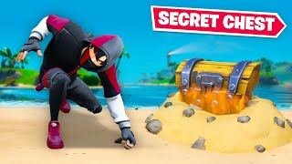 The Secret Treasure Chest *ONLY* Challenge!