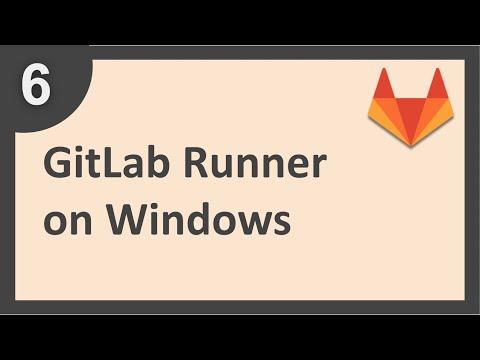 GitLab Beginner Tutorial 6 | How to install GitLab Runner on Windows OS