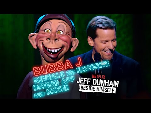 Bubba J Reveals His Favorite Dating App and MORE!   BESIDE HIMSELF   JEFF DUNHAM