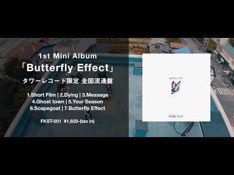 Freaky Styley ''1st Mini Album「Butterfly Effect」'' Trailer