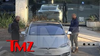 Kanye West: New Album's Out ... But Just For Charlamagne tha God! | TMZ