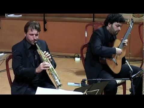 ASTOR PIAZZOLLA-Milonga del Ángel-Versus Ensemble