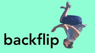 The Backflip || Learn Not So Quick