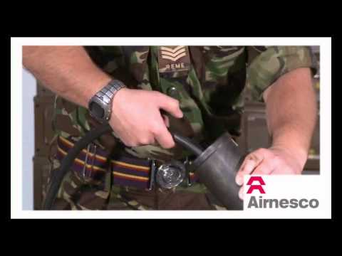 Airnesco Military Barrel Cleaning System Introduction
