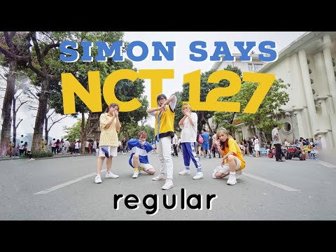 [KPOP IN PUBLIC CHALLENGE] 엔시티 NCT 127 SIMON SAYS + REGULAR Dance Cover By CAC ft 21B5 From Vietnam