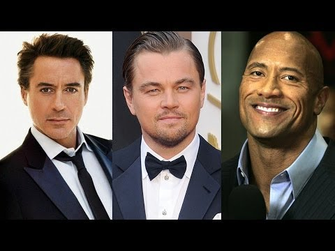 Hollywood's Highest Paid Men - SourceFed  - 2MZwfMEG0ds -