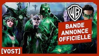 Green lantern :  bande-annonce VOST