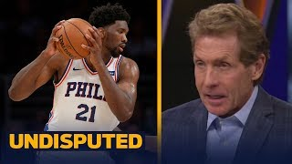 Skip and Shannon react to Joel Embiid's 46-point, 15-rebound night vs the Lakers | UNDISPUTED