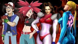 Top  10 Hottest Nintendo Girls