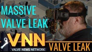Massive Valve VR Leak - Valve's HMD Leaks