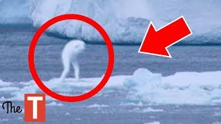5 Unexplained Mysteries Caught On Camera