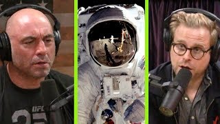 Landing on the Moon Would Be Easier Than Faking It | Joe Rogan and Adam Conovor