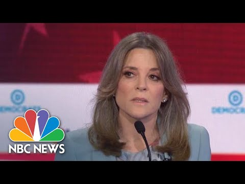 Author Marianne Williamson Isn't Your Run-Of-The-Mill Candidate | NBC News