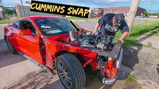 We Take Smoke-Stang for First Drive..and it Broke