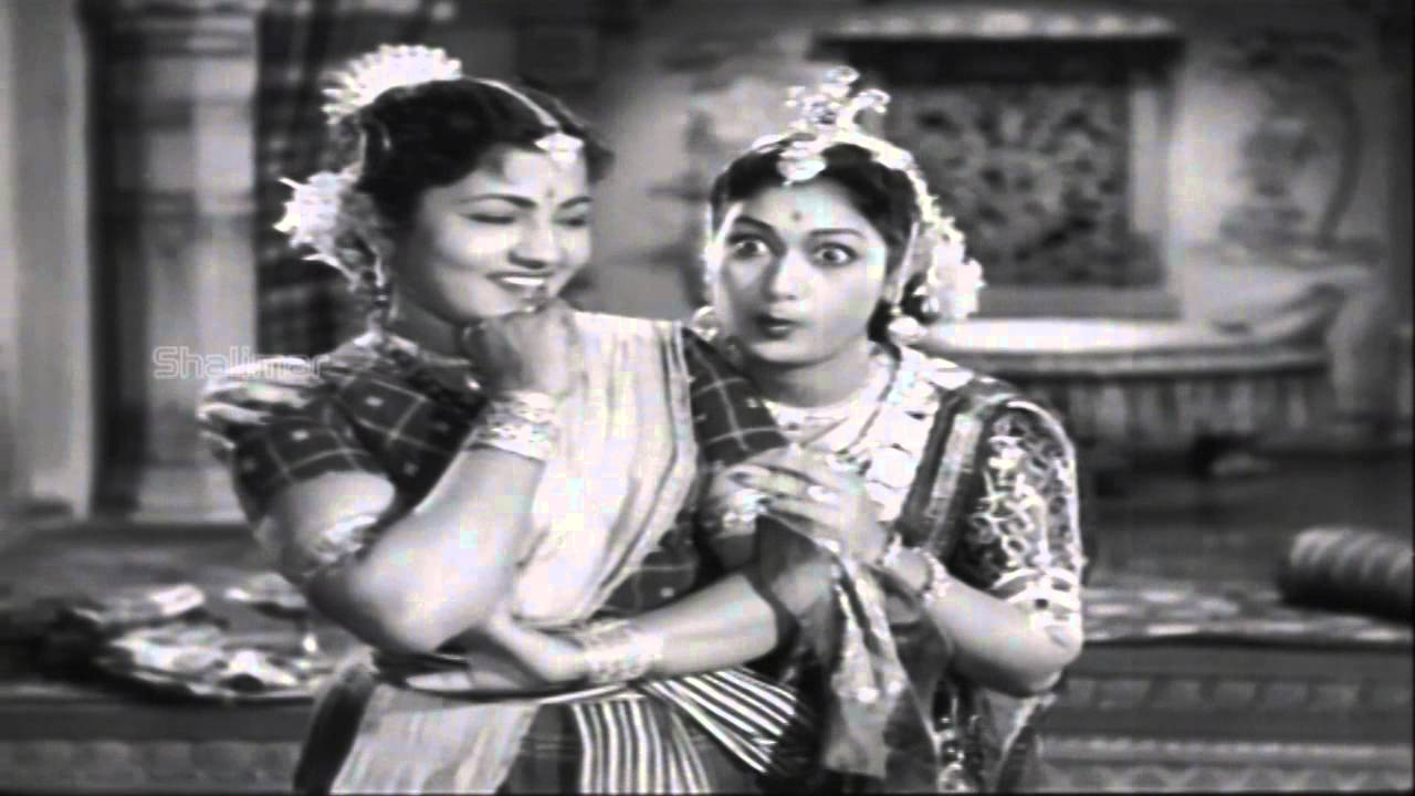 Gemini Ganesan Savithri: Ahana Pellianta Video Song