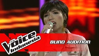 Iva - Never Enough | Blind Auditions | The Voice Indonesia GTV 2018