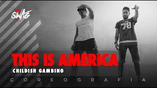 This Is America - Childish Gambino   FitDance SWAG (Choreography) Dance Video