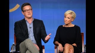 Joe Scarborough slams Trump over Mika Brzezinski 'face-lift' tweets