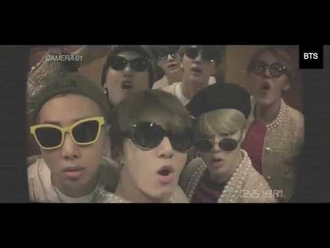 MV BTS SPINE BREAKER 등골브레이커 MANY SUBS