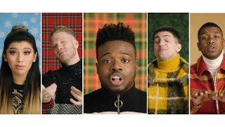 [OFFICIAL VIDEO] What Christmas Means To Me - Pentatonix