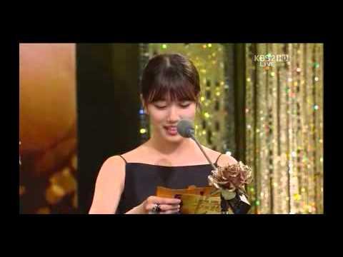 121231 Lee Jong Suk Newcomer Award