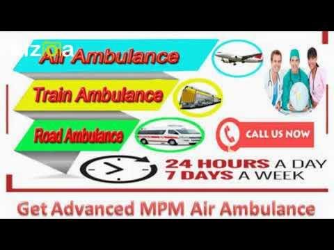 Get Advanced MPM Air Ambulance Services in Darbhanga at Genuine Cost