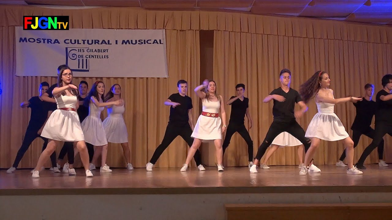 05. The time of my life / Karma chameleon / I'm so excited  - Bailes Educacion Fisica 2018 IES Nules
