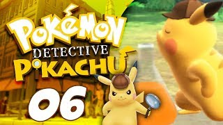 Let's Play Detective Pikachu - Episode 6