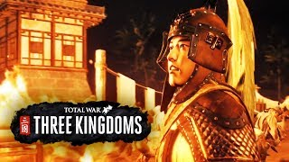 """Total War: Three Kingdoms - Official """"Eight Princes"""" Reveal Trailer"""