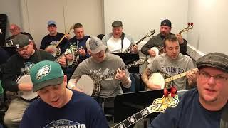 Fralinger String Band - Fly Eagles Fly - Philadelphia Eagles Fight Song
