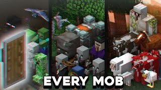 Can You Kill Every Minecraft Mob With Just A Shield?
