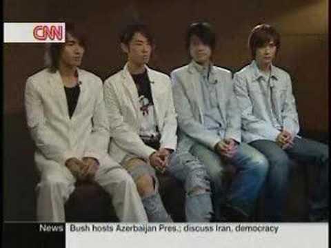 F4 CNN interview on talkasia 2