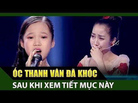 Ốc Thanh Vân rơi nước mắt vì cặp đôi nhí có giọng hát nội lực Cẩm Linh - Anh Thư | TDSCN #4