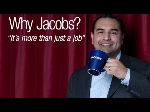 Jacobs: More Than Just a Job