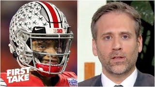 Max: Justin Fields will be the first rookie QB from his draft class to start a playoff game