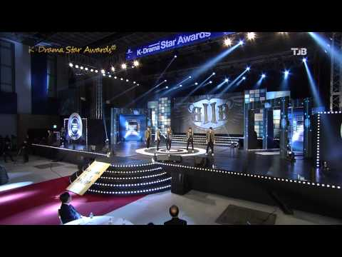 121208 비투비 BTOB - WOW + 사랑밖에 난 몰라 K-drama star awards