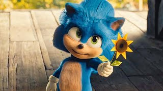 SONIC: THE HEDGEHOG All Movie Clips + Trailer (2020)