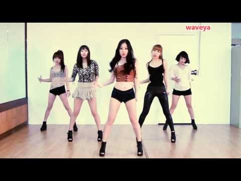 Brown Eyed Girls_Kill Bill 브아걸 킬빌 Dance ver.Waveya 웨이브야