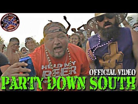 Bottleneck- Party Down South (OFFICIAL MUSIC VIDEO) Featuring- Demun Jones