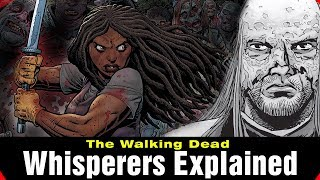 The Walking Dead Whisperers Explained - Season 9 Villains